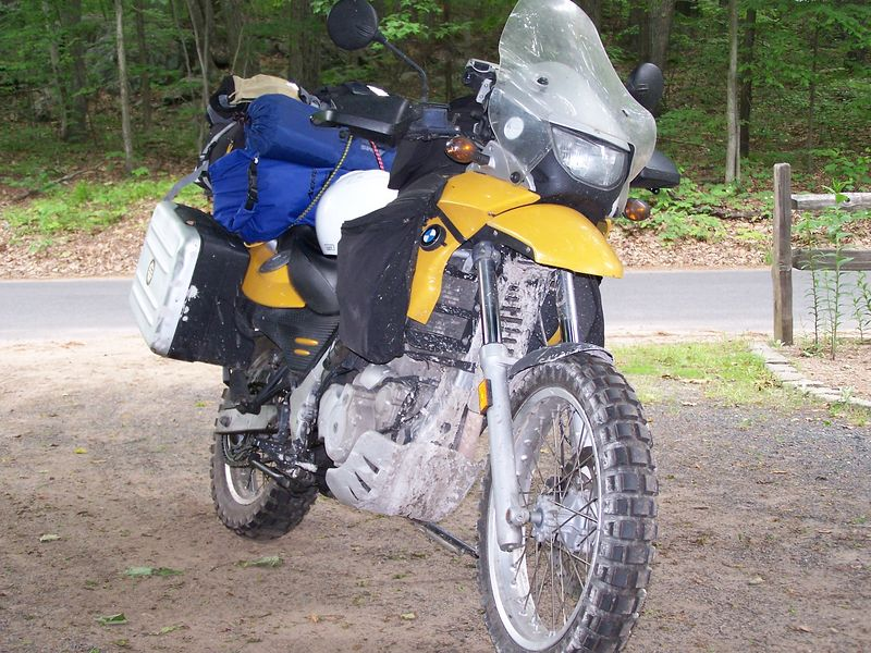 Fuel Tank Saddlebags: Where do you find them? | Adventure Rider